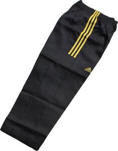 Adidas Taekwondo 3-Stripe Dobok Pants/KARATETO/martial arts/Tranning Pants/BLACK