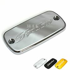 Z10 Racing Honda Shadow VT 600 750 1100 Aluminum BRAKE Fluid Reservoir Cap