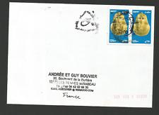 Egypte timbre sur lettre 2010  /L1270