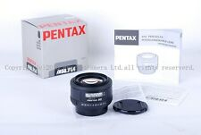 New Pentax-FA SMC FA 50mm f/1.4 for PK mount AF lens 50mm/f1.4 full set in box