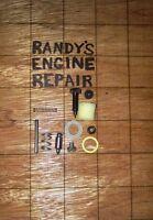 Walbro LUA Carburetor Repair Kit common on Onan engines 146-0258 146-0228