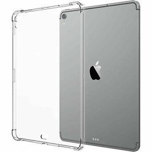 "Ultra Slim Clear Soft TPU Clear Shockproof Case For Apple iPad mini 6 2021 8.3"""