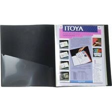 Itoya Art Profolio 5x7 Storage Display Album, Holds 48 Photos Ia-12-5