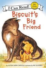 Biscuit's Big Friend (My First I Can Read) by Capucilli, Alyssa Satin, Good Book