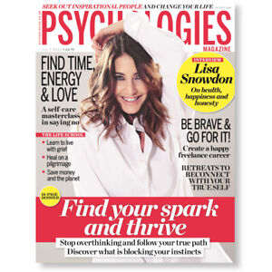 Psychologies Magazine July 2021