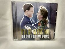 I'll Be Seeing You Best Of Big Band Ballads Import 2001 Avalon Music      cd5716