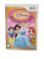 Disney Princess: Enchanted Journey (Nintendo Wii, 2007)