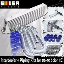 Intercooler+ Piping+Silicones+Clamps for 05-10 Scion tC Base Coupe 2D