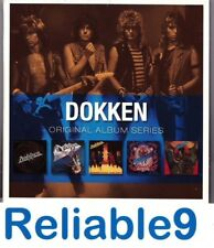 Dokken- Breaking the chains+Tooth & Nail+Under lock&key+Back for the attack 5CD