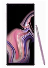 """Samsung Galaxy Note 9 N9600 Purple 6.4"""" 512GB IP68 Snapdragon 845 Phone By FedEx"""