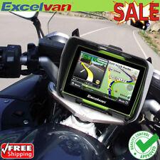 """4.3"""" 8GB Motorcycle Bike GPS Navigation Bluetooth Waterproof Motorbike SAT NAV"""