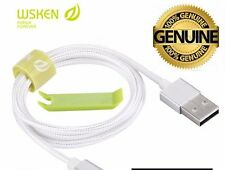 WSKEN Magnetic Android Micro USB Charger Cable For  Samsung/LG/HTC