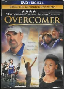 OVERCOMER Kendrick Brothers 2019 DVD + DIGITAL Brand New & Sealed