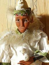 Marionette Weißclown