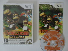 DONKEY KONG JET RACE - NINTENDO WII - COMPLET
