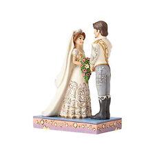 Disney*RAPUNZEL & FLYNN ROYAL WEDDING COUPLE*Jim Shore*NEW 2017*NIB*4056751