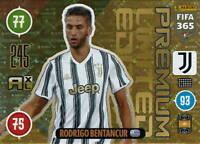 Panini Adrenalyn XL Fifa 365 2021 Premium Edition Limitée Rodrigo Bentancur