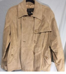 Terry Lewis Womens Classic Soft Suede Sz 2X