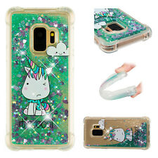Monster 3D Soft Hybrid Glitter Quicksand Painting Case Cover For Android Phone