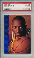 Lot of (5) Kobe Bryant Lakers 1996 Upper Deck SP #134 Rookie Card rC PSA 9 Mint