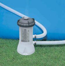 INTEX Filterpumpe 3780l/h Pool Pumpe Kartuschenfilter Kartuschenfilterpumpe