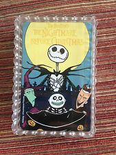 Disneyland NIGHTMARE BEFORE CHRISTMAS Playing Cards, Tim Burton Card Deck Game