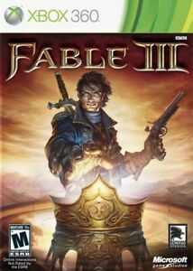 Fable 3 Xbox 360 Great Condition Fast Shipping