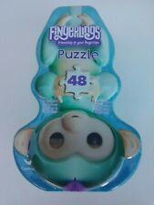 FINGERLINGS FRIENDSHIP Puzzle 48pc Tin Storage Box Educational Kid Jigsaw