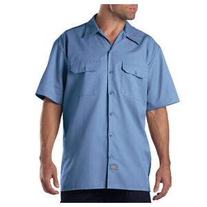 NEW DICKIES Short Sleeve Work Shirt 1574