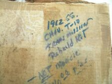 Gm T-10 Transmission Rebuilt Kit 1955-1962