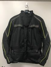 BLACK TRIUMPH ENDEAVOUR JACKET-NEW WITH TAGS   SIZE SMALL   MTPS 14115-S