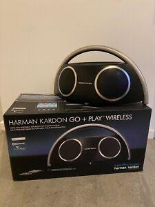 ### Harman Kardon Go+Play Bluetooth Wireless Lautsprecher , NEUWERTIG & OVP ###
