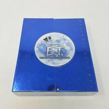 ET The Extra Terrestrial Ultimate Gift Set (Steven Spielberg, Brand New) SEALED