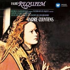 ANDRE CLUYTENS-FAURE: REQUIEM-JAPAN CD C68