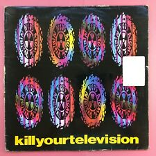 Ned's Atomic Dustbin - Kill Your Television - Chapter 22 Records 12-CHAP-48 Ex