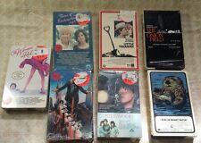 Beta Tape Lot Betamax Movies NOT VHS Onion Field, Ring Bright Water, Silkwood