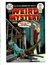 Weird Mystery  #17 - DC Horror - 1975 - VF