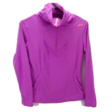 Asics Thermopolis LT 1/2 Zip Women's Long Sleeve Run pullover wr1817 Small