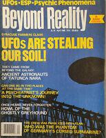 Beyond Reality April 1980 Sci-Fi Magazine UFO Stealing Soil German Sub NoML VG
