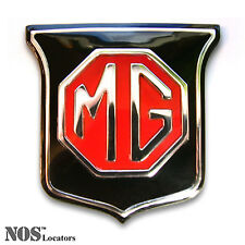 Mgb, Mgc, Mg 1100, Midget 1962-69 Grille Badge New