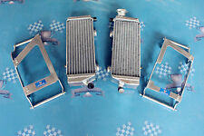 Alloy Radiator & Guards KTM 250 SXF/SX-F 2007-2012 2010 2011 Left+Right