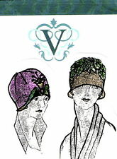 Adult's Female Hat Sewing Patterns