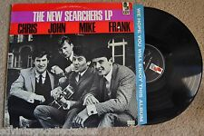 NEW SEARCHERS LP Original mono w/ inserts RECORD LP VG+