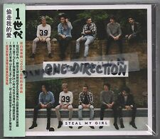 One Direction: Steal my girl (2014) CD SINGLE OBI TAIWAN + FOLDED POSTER