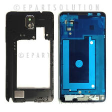 Samsung Galaxy Note 3 N900A N900V LCD Back Frame Rear Housing Front Mid Cover