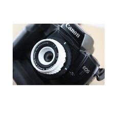 Holga Lens White for Canon Rebel T6 T6s T6i T5 SL1 T5i T4i T3i T3 T2i