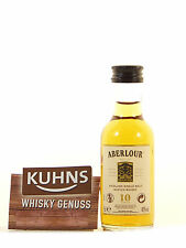 Aberlour 10 Jahre Miniatur 0,05l, alc. 40 Vol.-%, Speyside Single Malt Scotch Wh