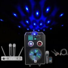 "NYC Acoustics 10"" Bluetooth Karaoke Machine 4 ipad/iphone/Android/Laptop/TV"