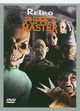 Retro Puppet Master (DVD, 2000) #3-008, #240, #248