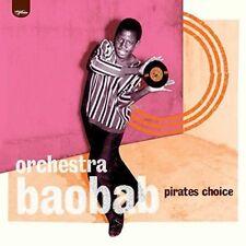 Pirates Choice 5060091556188 by Orchestra Baobab Vinyl Album
